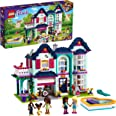 LEGO®FriendsAndrea'sFamilyHouse41449BuildingKit