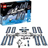 LEGO Ideas International Space Station 21321 Building Kit, Adult LEGO Set for Display, Makes a Great Birthday Present, New 20