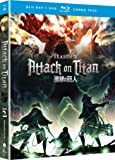 Attack on Titan: Season Two/ [Blu-ray] [Import]