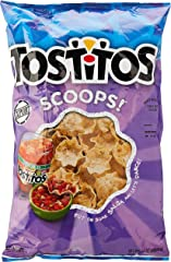 Tostitos Tortilla Chips, Scoops, 283.5g