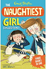 The Naughtiest Girl Collection 1: Books 1-3 Kindle Edition