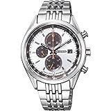 [シチズン] 腕時計 シチズン コレクション エコ・ドライブ クロノグラフ CA0450-57A メンズ
