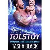 Tolstoy: Stargazer Alien Barbarian Brides #1