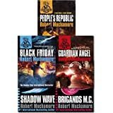 Cherub Series 3 Collection 5 Books Set (Books 11 To 15) By Robert Muchamore (Brigands M.C, Guardian Angel, Black Friday, Shad