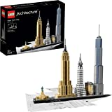 LEGO Architecture New York City 21028, Skyline Collection, Building Bricks