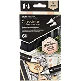 Spectrum Noir Classique Blend Alcohol Marker Dual Nib Pens Set-Fair Skin-Pack of 6