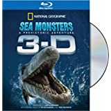Sea Monsters: a Prehistoric Adventure 3d / [Blu-ray] [Import]