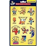 Scholastic Classroom Resources Dog Man Stickers, Model:9781338626179