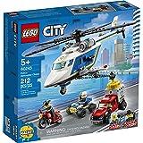 レゴ(LEGO) シティ ポリス ヘリコプターの追跡 60243