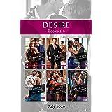 Desire Box Set 1-6 July 2020/Black Sheep Heir/Secrets of a Playboy/One Last Kiss/Insatiable Hunger/Wild Nashville Ways/A Reun