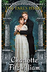 The Earl's Heart: Clean Historical Regency Romance Kindle Edition