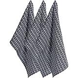 DII Cotton, Herringbone, (18x28 - Set of 3)