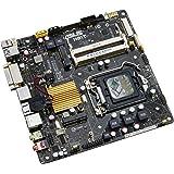 ASUSTeK intel H81搭載Thin-Mini-ITXマザーボード H81T 【THIN-MINI-ITX】