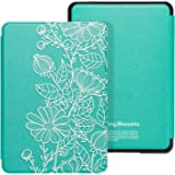 WALNEW Protective Case for Kindle Paperwhite 10th Generation 2018 (Model No. PQ94WIF) - Auto Sleep/Wake Smart Cover Folio Cas