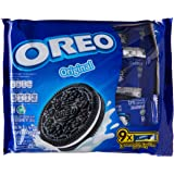 Oreo Cookies (Pack of 9 x 28.5g), Vanilla