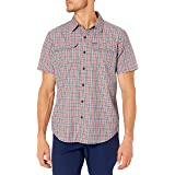 Columbia Men's Silver Ridge 2.0 Multi Plaid Short Sleeve Shirt