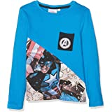 Marvel Avengers, T-Shirt with Long Sleeves Boys