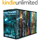 Free Trader Complete Omnibus - Books 1-9: A Cat and his Human Minions