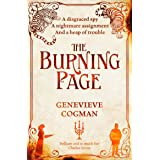 The Burning Page: The Invisible Library 3: The Invisible Library 03