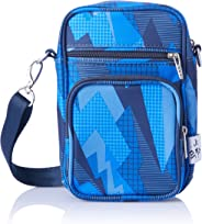Ju-Ju-Be Mini Helix Messenger Style Bag - Blue Steel