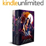 InkHaven Academy: The Complete Reverse Harem Series