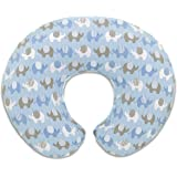 Chicco Boppy Pillow Slipcover Elephants Blue, 130 Grams