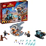 LEGO Marvel Super Heroes Avengers: Infinity War Thor*€*s Weapon Quest 76102 Building Kit (223 Pieces)