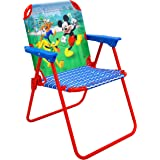 MICKEY MOUSE RACERS PATIO CHAIR