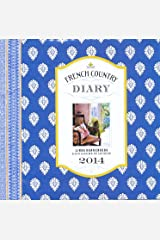 French Country Diary 2014 Calendar