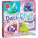 "Klutz 821017 Bath and Body Box, 9"" Length x 1.75"" Width x 9"" Height"