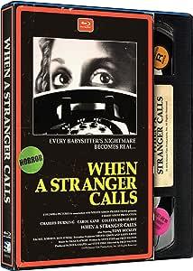 When a Stranger Calls (Retro VHS Packaging) [Blu-ray]