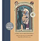Series of Unfortunate Events #1 Multi-Voice CD, A: The Bad Beginning CD Low Price: 01
