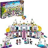 レゴ(LEGO) フレンズ ハートレイクシティのうきうきショッピングモール 組み立てセット 5つのショップ ヘンリーと赤ちゃんのミニフィギュア付き 8才以上向けおもちゃ 41450
