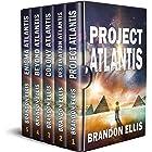 The Complete Atlantis Series, Books 1 - 5 (A Sci-Fi Fantasy Technothriller): Ascendant Saga