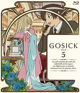 GOSICK-ゴシック-BD版 第5巻 [Blu-ray]