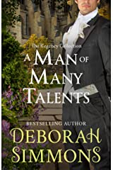 A Man of Many Talents (The Regency Collection Book 1) Kindle Edition