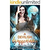 A Devilish Disappearance: Original Sweet Edition (Cats, Ghosts, and Avocado Toast Book 3)