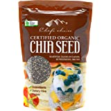 Chef's Choice Organic Black Chia Seeds, 500 g