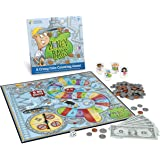"Learning Resources LER5057 - Money Bags Coin Value Game 12.00"" L x 17.00"" W x 1.50"" H"