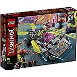 LEGO Ninjago 71710 Ninja Tuner Car Building Kit (419 Pieces)