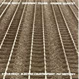Steve Reich : Different Trains, Electric Counterpoint (Vinyl) [Analog]