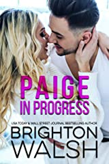 Paige in Progress: A Frenemies to Lovers Romance (Reluctant Hearts) Kindle Edition