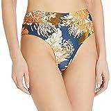 Rip Curl Women's SUNSETTERS Floral HIGH Cut Bikini Bottom