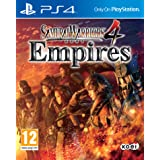 Samurai Warriors 4 Empires for PlayStation 4