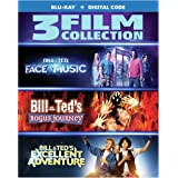 Bill & Ted Face the Music/Bill&Ted Bogus Journey/Bill&Ted Excellent Adventure (3 Film Bundle/Blu-ray + Digital) (BD)