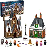 LEGO 76388 Harry Potter Hogsmeade Village Visit 20th Anniversary Set with Collectible Golden Minifigure