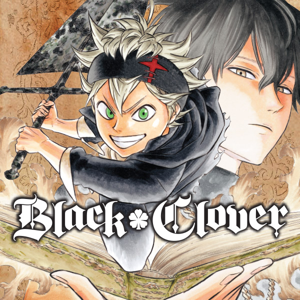 Black Clover (Issues) (7 Book Series)