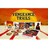 Vengeance Trails: Four Classic Westerns Limited Edition [Blu-ray]