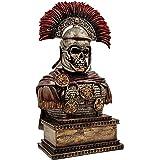 LOOYAR Roman Empire Roman Legion Undead Centurion Soldier Warrior Resin Statue Sculpture Ornament Figurine Craft for Home Hou