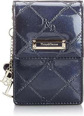 Pinky&Dianne(ピンキーアンドダイアン) チェックエナメル シガレットケース PDLW9ME1